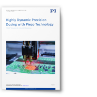 Whitepaper: Highly Dynamic Precision Dosing with Piezo Technology